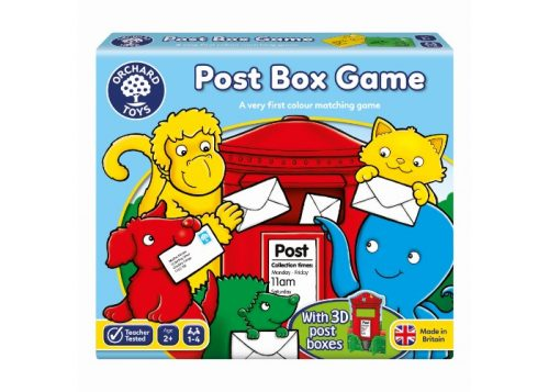 Orchard Toys Fun Learning Post Box Game