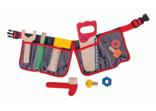 Bigjigs Toys Carpenter's Toolbelt