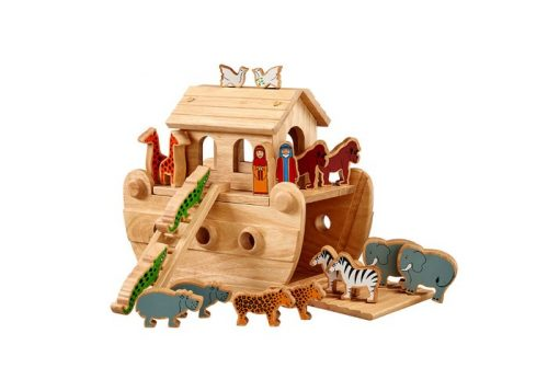 Lanka Kade Fair Trade Junior Natural Noah's Ark