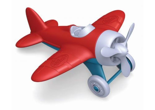 Green Toys Red Airplane Eco-Friendly Toy