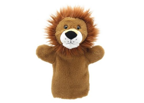 The Puppet Company Puppet Buddies Lion