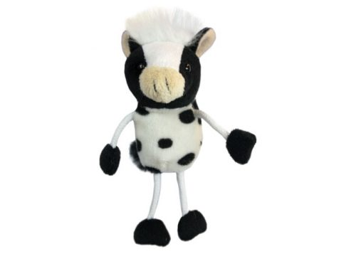 Cow Finger Puppet Animal by The Puppet Company