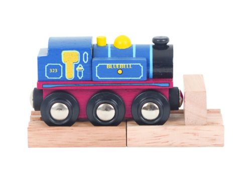 Bigjigs Rail Heritage Collection Bluebell Train