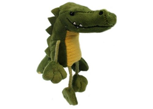 Crocodile Finger Puppet Animal by The Puppet Company