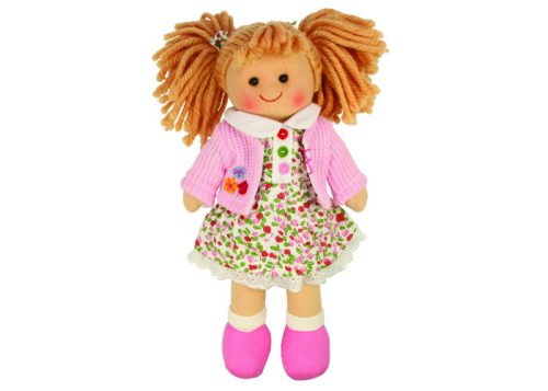 Bigjigs Toys Poppy 28cm Soft Doll