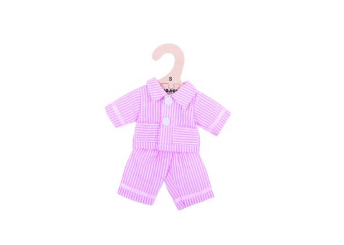 Bigjigs Toys Pink Pyjamas for 28cm Dolls