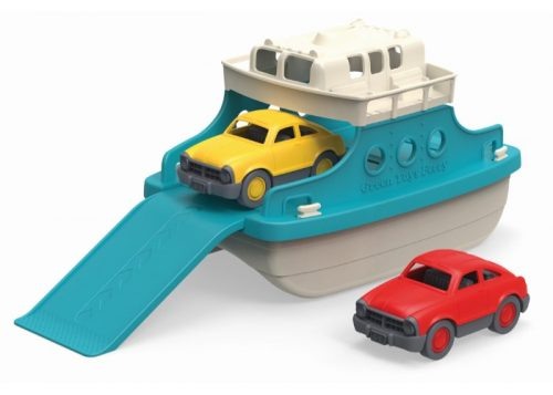Green Toys Ferry Boat with Cars Eco-Friendly Toy