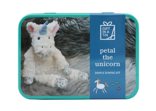 Apples to Pears Gift in a Tin Petal The Unicorn