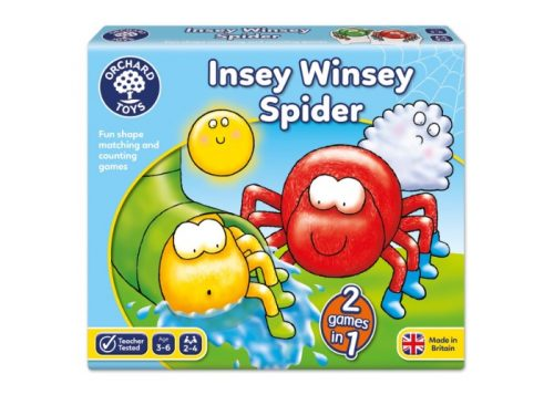 Orchard Toys Insey Winsey Spider Fun Learning Game
