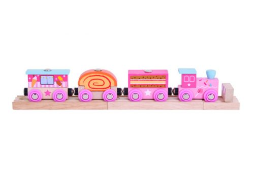 Bigjigs Rail Sweetland Express Train