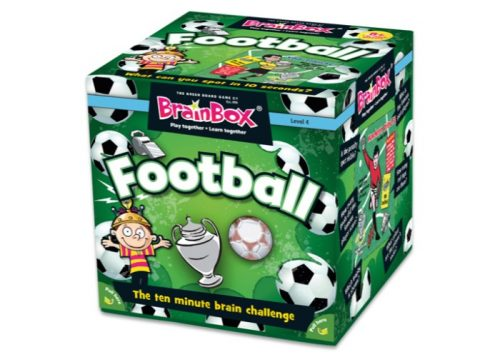 BrainBox Football Factual Learning Game