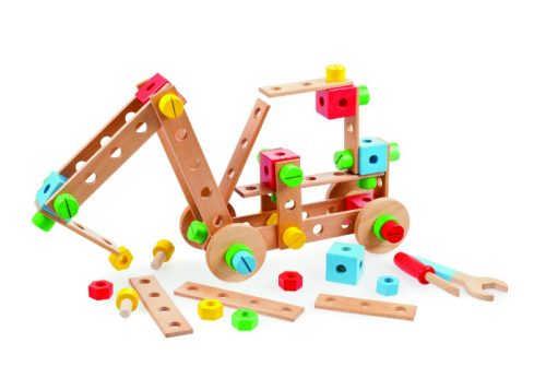 Tidlo Wooden Construction Set
