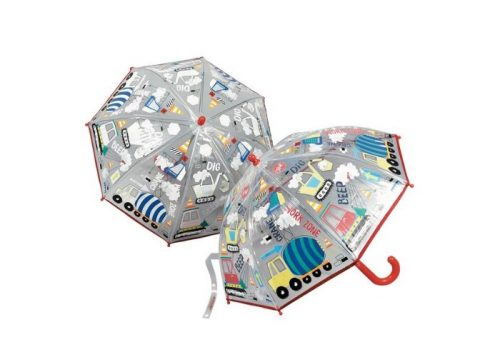 Floss & Rock Colour Changing Umbrella Construction