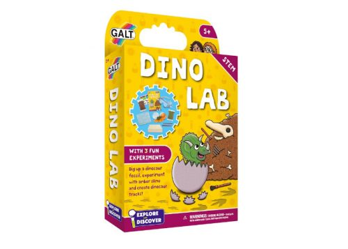 GALT Dino Lab Experiment Pack
