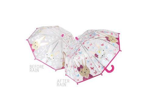 Colour CHanging Umbrella Bunny Rabbit