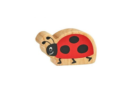 Lanka Kade Natural Red and Black Ladybird