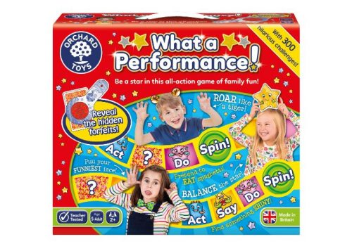 Orchard Toys What a Performance Fun Learning Game