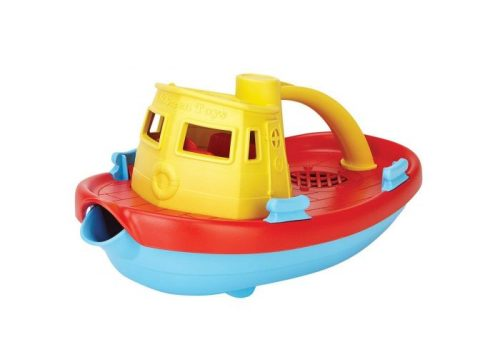 Green Toys Tugboat Eco-Friendly Toy