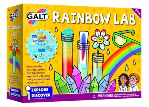 GALT Rainbow Lab Experiment Kit