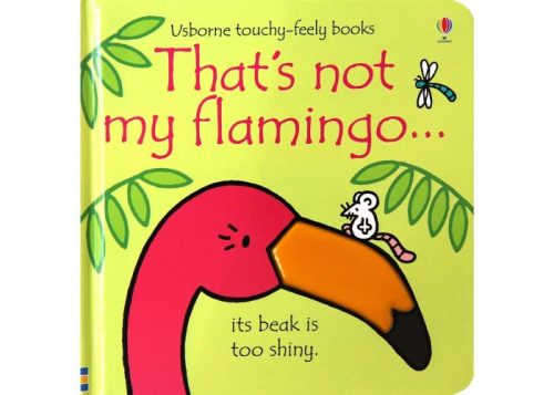 Usborne That's Not My Flamingo Board Book