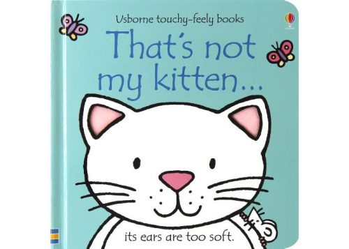 Usborne That's Not My Kitten Board Book
