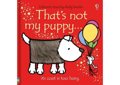 Usborne That's Not My Puppy Board Book