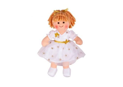 Bigjigs Toys Charlotte 28cm Soft Doll