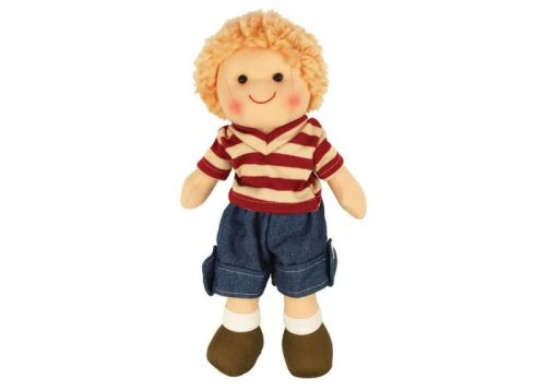 Bigjigs Toys Harry 28cm Soft Doll