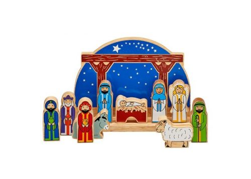 Lanka Kade Fairtrade Junior Starry Night Nativity