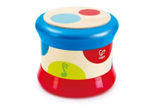 Hape Wooden Baby Drum