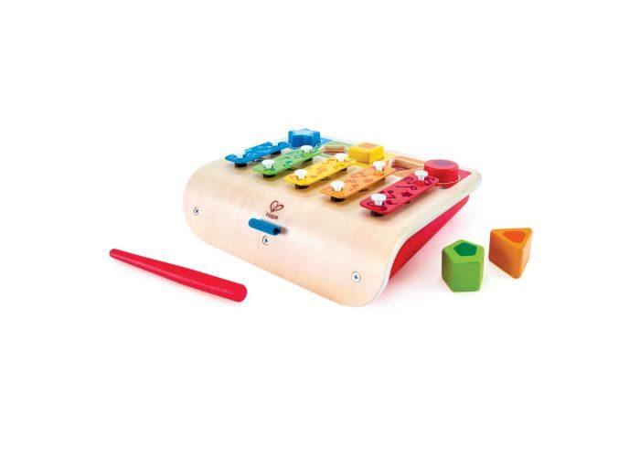 Hape Shape Sorter Xylophone
