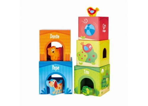 Hape Pepe & Friends Friendship Tower