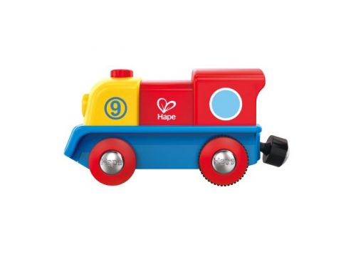 Hape Brave Little Engine Battery Operated