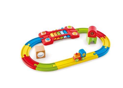 Hape Sensory Railway Set