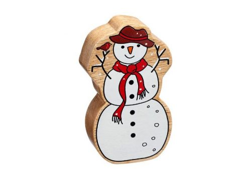 Lanka Kade Natural Colourful Snowman