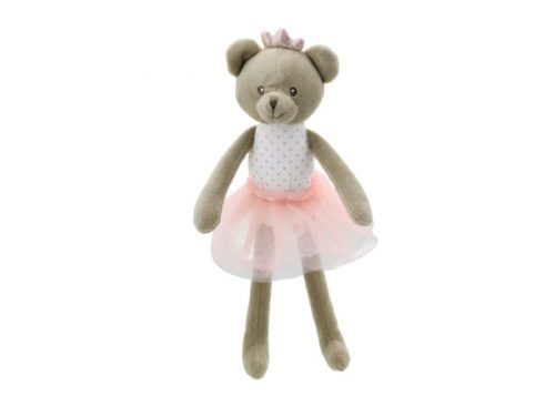 Wilberry Dancer Bear Pink