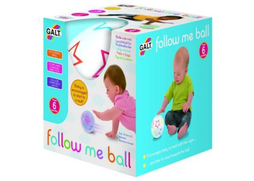GALT Follow Me Ball Activity Toy