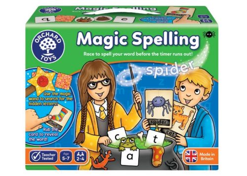 Orchard Toys Magic Spelling Fun Learning Game