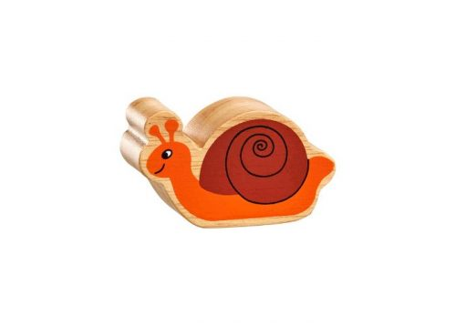Lanka Kade Natural Brown and Orange Snail