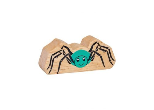 Lanka Kade Natural Turquoise Spider