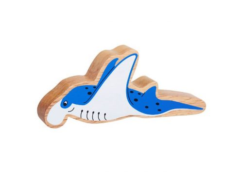 Lanka Kade Natural Blue and White Manta Ray