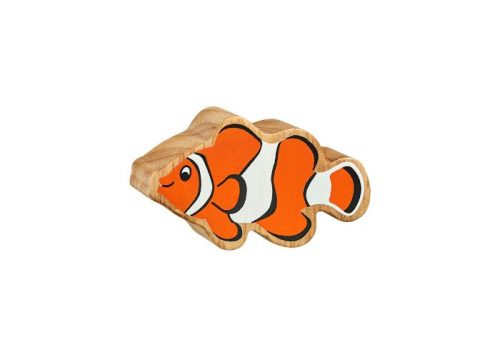Lanka Kade Natural Orange and White Clownfish
