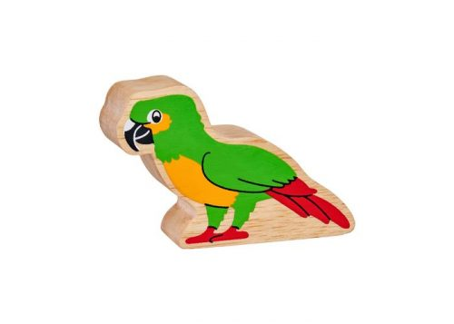 Lanka Kade Natural Green and Yellow Parrot
