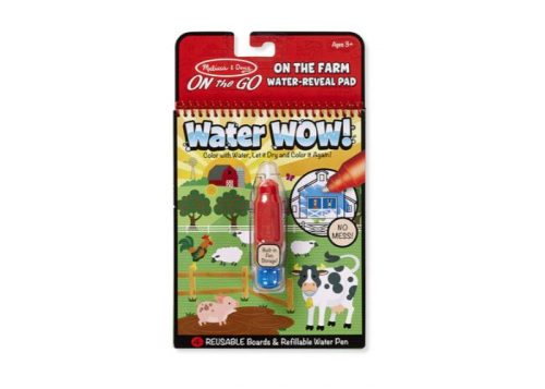 Melissa & Doug Water Wow On the Farm