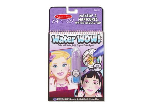 Melissa & Doug Water Wow Make-up and Manicures