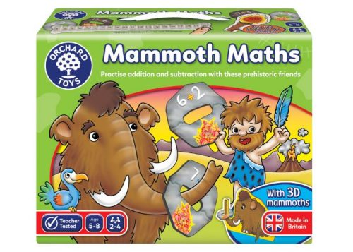 Orchard Toys Mammoth Maths Fun Learning Game