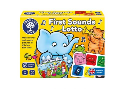 Orchard Toys First Sounds Lotto Fun Learning Game