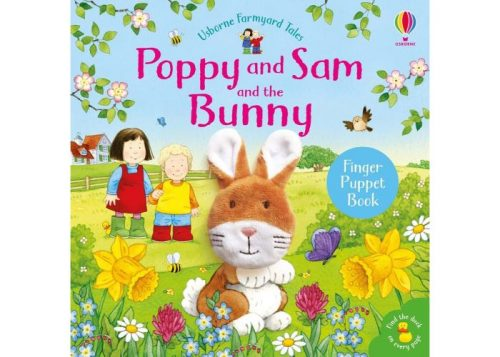 Usborne Poppy and Sam and The Bunny