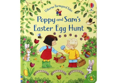 Usborne Poppy and Sam's Easter Egg Hunt