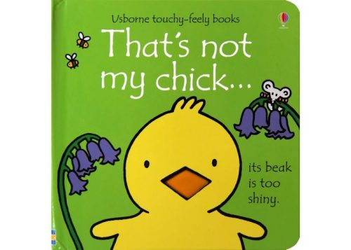 Usborne That's Not My Chick Board Book